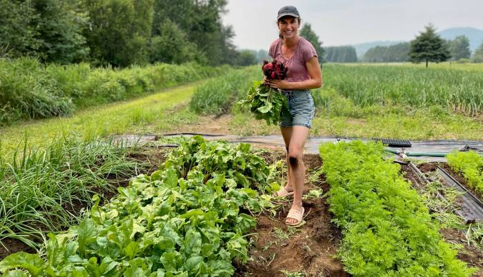 L'objectif est de mieux cultiver plutôt que de cultiver plus. / Crédit: Tania Jiménez